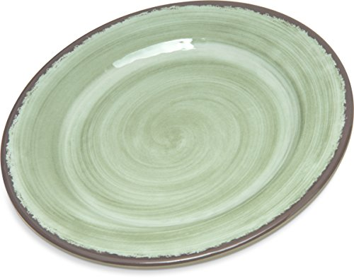 - Carlisle 5400746 Mingle Melamine Bread and Butter Plate, 7