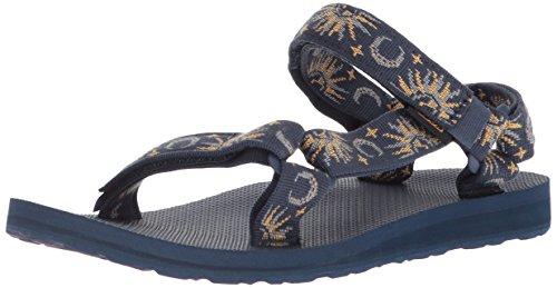 Teva Womens Original Universal Sandal Sun/Moon Insignia Blue