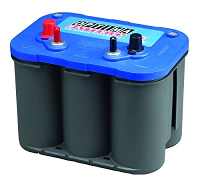 Optima Batteries 8006-006 34M BlueTop Starting Battery