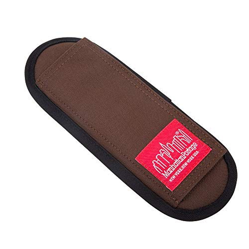 - Manhattan Portage Small Shoulder Pad,Dark Brown