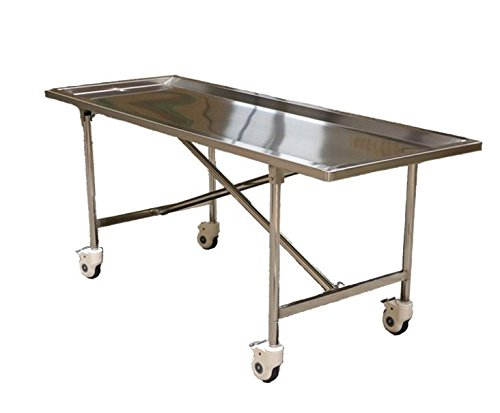 MSEC, Folding Embalming Table, 600 Load Capacity by MSEC