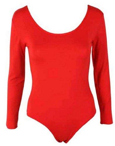 a Red 40 Hanger donna lunghe 46 maniche da Hot Body RIZwqxRf