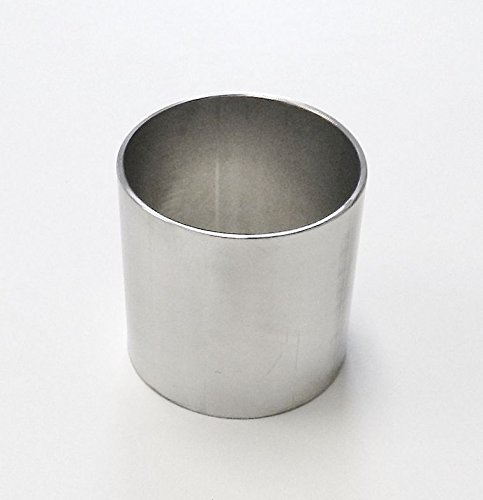 2 X 3-1/2 Casting Flask Investment Casting Ring 1/8 Thick Stainless (7E) ACE Tools
