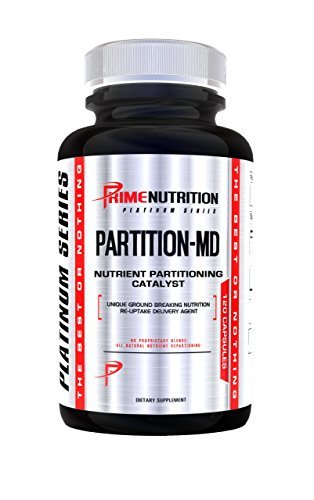Prime Nutrition Partition Nutrient Weight Loss Catalyst, 120 Count by Prime - Partition Fat