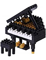 Nanoblock NAN-NBC146 Grand Piano byggsats, flerfärgad