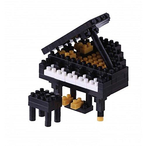 Nanoblock NBC_146 Grand Piano Black