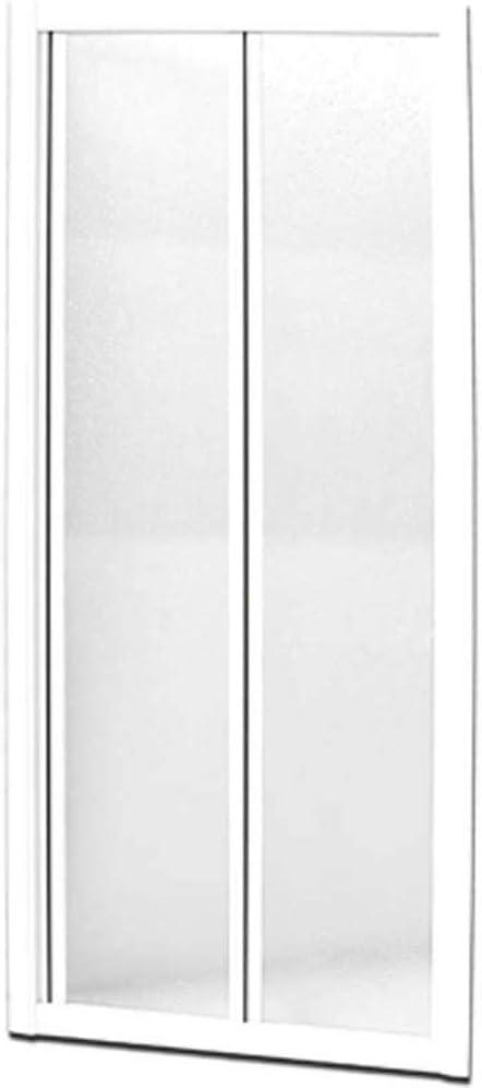 Ducha cabina 2 puertas plegables dianhydro YORK 85-89 cm: Amazon.es: Hogar