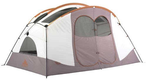 Kelty Parthenon 6-Person Tent (White/Putty), Outdoor Stuffs
