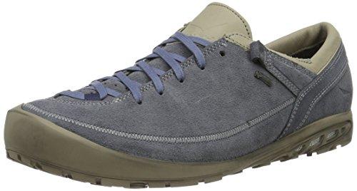 Salewa Damen Alpine Road Gore-Tex Halbschuh, Chaussures à Lacets Femme, Bleu (Violet/Juta 0354), 42.5 EU