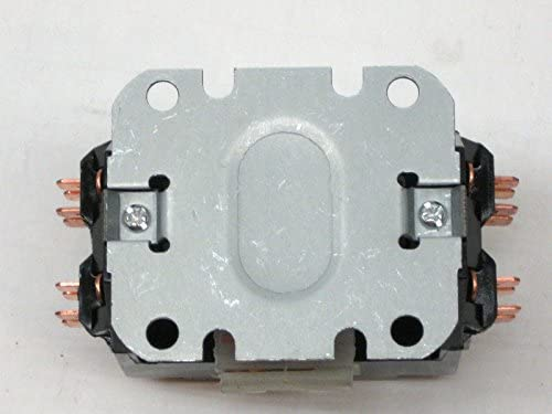 NEW Contactor Double Two Pole 40 Amp 24 Volts Air Conditioning PC240A