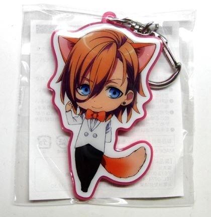 [Uta no Prince sama Namjatown limited goods acrylic key chain Jinguji Ren] (Good Costume Ideas For Two Friends)