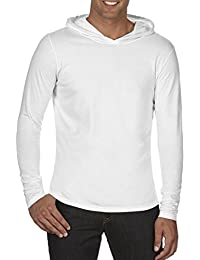Chouinard 4900 Comfort Colors Adult Hooded Tee