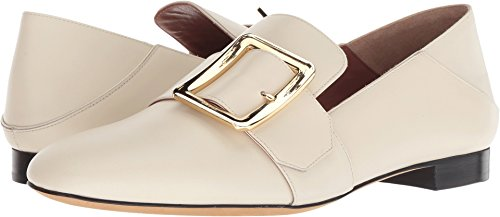 - BALLY Women's Janelle Flat Bone 8 B US