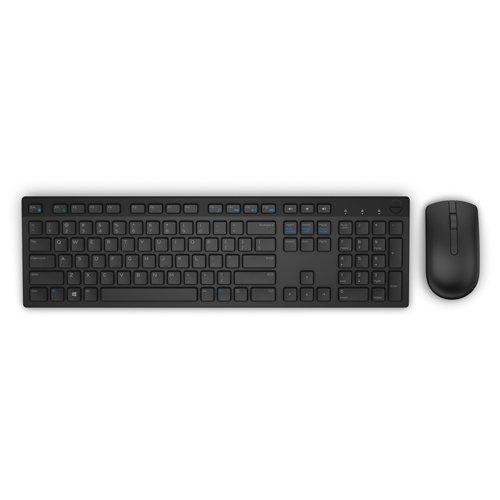 13 opinioni per Dell KM636 580-ADGI- Kit Tastiera e Mouse Wireless senza fili (QWERTY) Layout