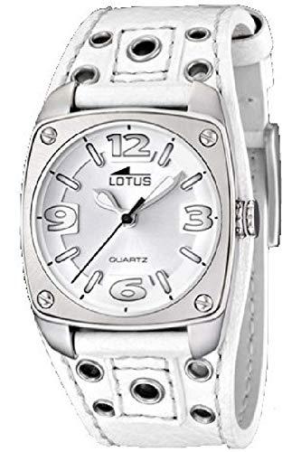 Lotus Ladies Womens Analog Quartz Watch with Leather Bracelet 15735/5