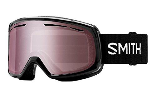 Smith Optics Womens Drift Snow Goggles Black Frame/Ignitor Mirror (Ski Drift)