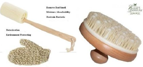 brosse massage anti cellulite