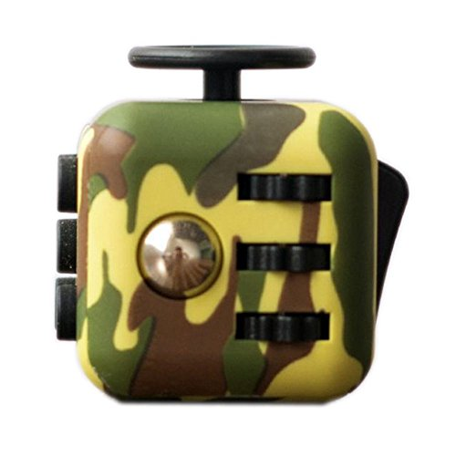 Oliasports Fidget Cube Relieves Stress And Anxiety for Children and Adults Anxiety Attention Toy