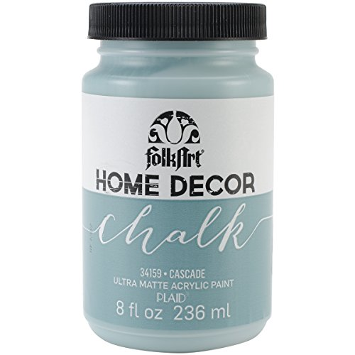 folkart-home-decor-chalk-furniture-craft-paint-in-assorted-colors-8-ounce-34159-cascade