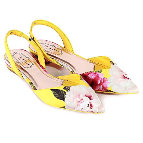 M Ted magnificent Para Amarillo Baker Mujer Mules Primlap Yellow Yellow xrY8qwrBA