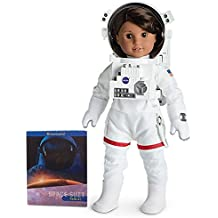 American Girl Girl of the Year 2018, Luciana + Bonus Pack! (Doll, Book, Accessories and Space Suit)