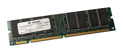 (INFINEON 64MB PC100 SDRAM MEMORY MODULE)
