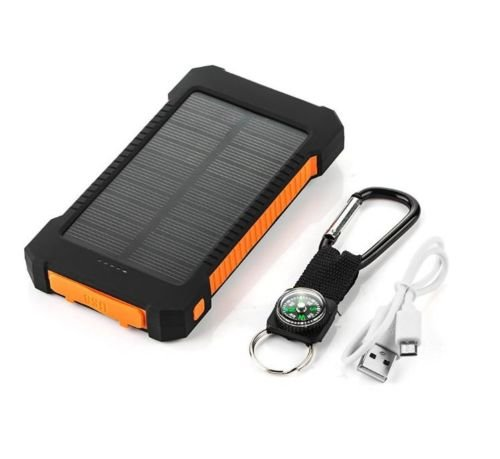 Wireless Powerbank External Battery Charger 18000mAh (Black) - 8
