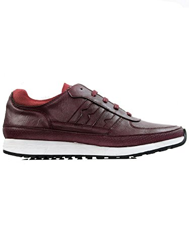 La Will's Vegan Pfw5zq Burgundy Trainers Shoes vb6y7fYg