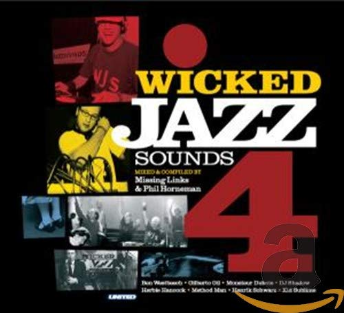 Surprise Bargain price Wicked Jazz Sounds 4
