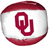 Game Day Outfitters 1937115 University of Oklahoma - Ball Hackysack 24 DP - Case of 144