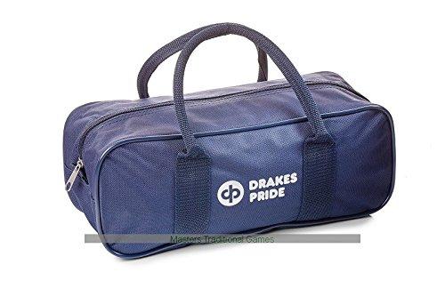 Drakes Pride Crown Green bowls bag – Navy