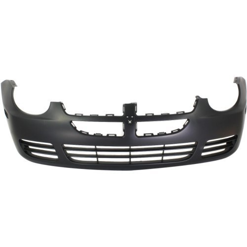 Front Bumper Cover for DODGE NEON 2003-2005 Primed - Neon Front Bumper Cover