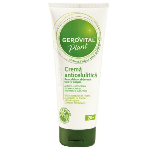 GEROVITAL PLANT crème anti-cellulite