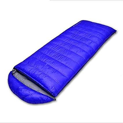 YXX sleeping bag Keep warm advanced outdoor camping Envelope Down sleeping bag Windproof Moisture-proof