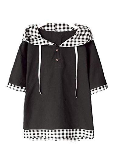 [アイラカリラ] ボーイ フード付きパーカー Tシャツ メンズ