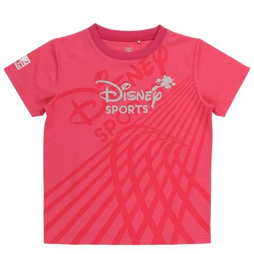ミッキーマウスTシャツ(ピンク)DisneySports2019ディズニーグッズお土産【東京ディズニーリゾート限定】(L)