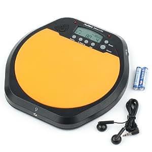bestdealusa digital drum pad metronome drummer training practice musical instruments. Black Bedroom Furniture Sets. Home Design Ideas