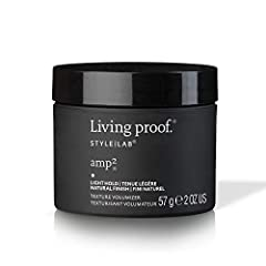 Formulated with our patented Thickening Molecule (PBAE) and a polymer blend. Together they add instant, soft, revivable volume and texture to dry hair while providing light hold and a natural finish. The result: instant, revivable volume and ...