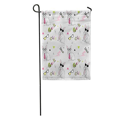 Semtomn Seasonal Garden Flags 12