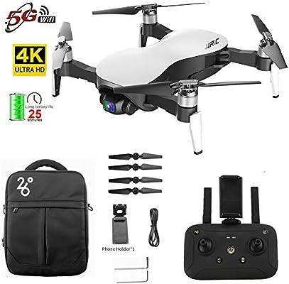 GPS Drone con Cámara para Adultos 4K, Drone Plegable GPS Regreso A ...