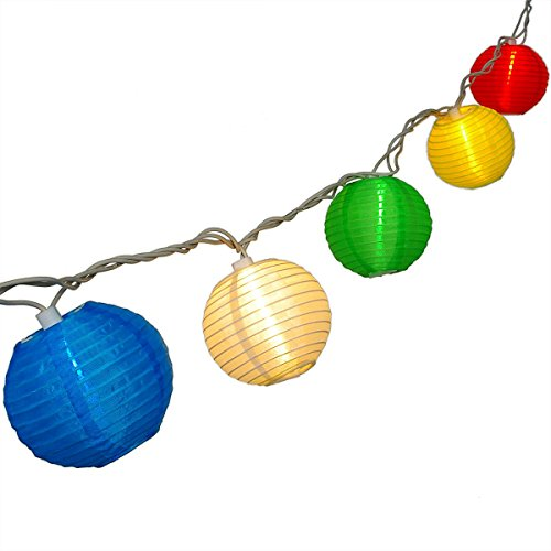 Hang Patio String Lights - 6