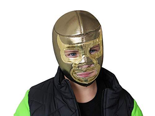 RAMSES Youth Lucha Libre Wrestling Mask (Kids - Fit) Costume Wear Mask for Children
