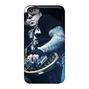 Iphone 6 SYb5047qLwE Support Personal Customs Beautiful Avenged Sevenfold Band A7X Image Shock Absorbent Hard Cell-phone Case -CharlesPoirier