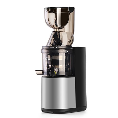 Slow Cold Press Living Juicer Extractor : Flexzion Masticating Juicer Machine - Slow Cold Press ...