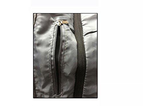 USB wiederaufladbare Rucksack männlichen Rucksack Computer Tasche Mode Multifunktions-Paket