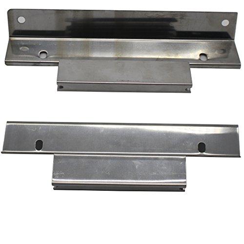 - Grilling Corner Pipe Burner Support Bracket (2-Pack) for Perfect Flame GSC3318, GSC3318N, 25586, 225203