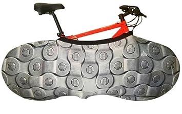 YISAMA Funda Bicicleta Decorativas, Funda Bici Para ...