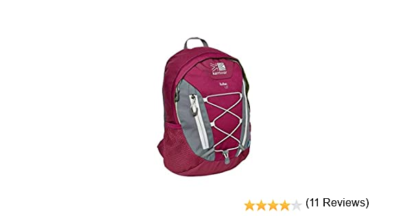 Karrimor Mens Tube 10 Litre Coolmesh Zip Pocket Daysack Backpack: Amazon.es: Deportes y aire libre