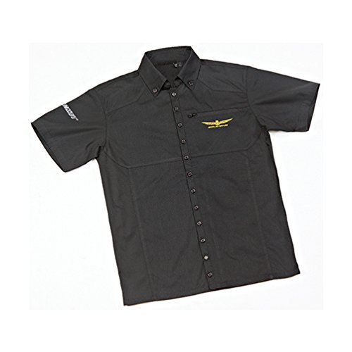 Honda Goldwing Gold Wing Staff Shirt Lg (Honda Goldwing T-shirts)