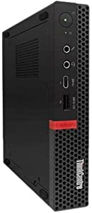 Lenovo - Lenovo ThinkCentre M720q 10T7 Tiny Core i5 8400T / 1.7 GHz - RAM 8 GB - SSD 256 GB